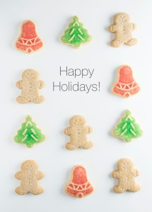 Happy Holiday's Cookies